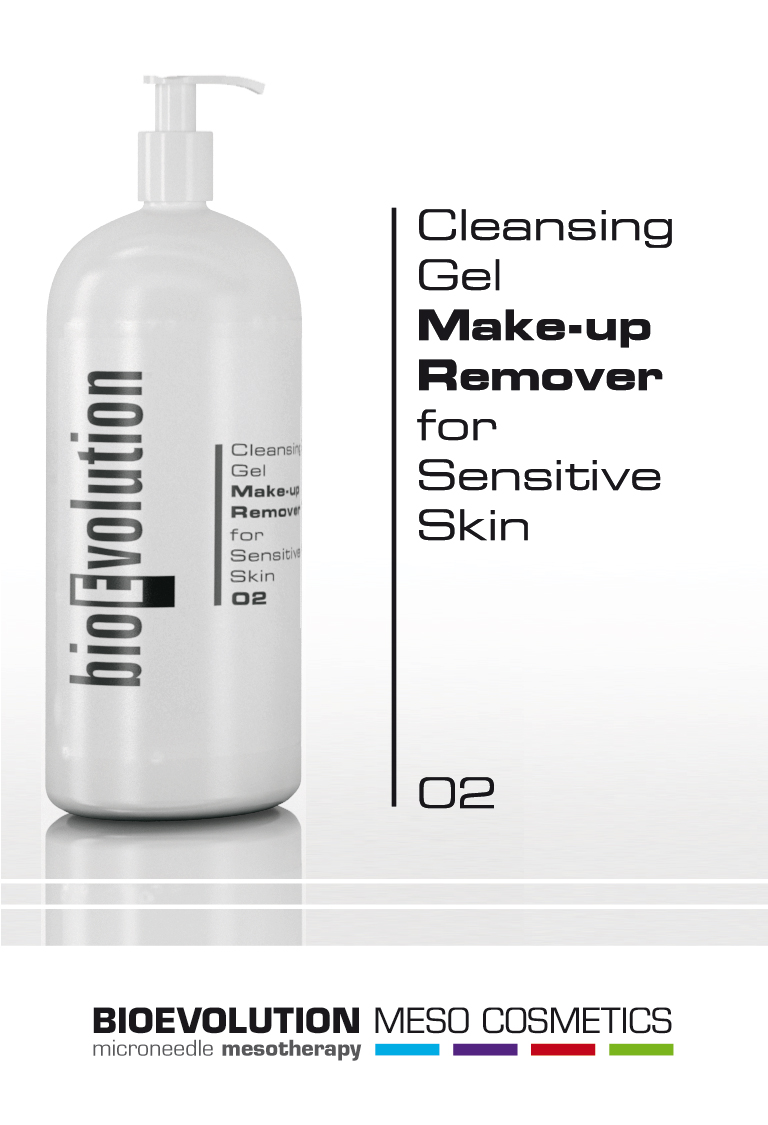 Cleansing Gel Make-up Remover 500 ml