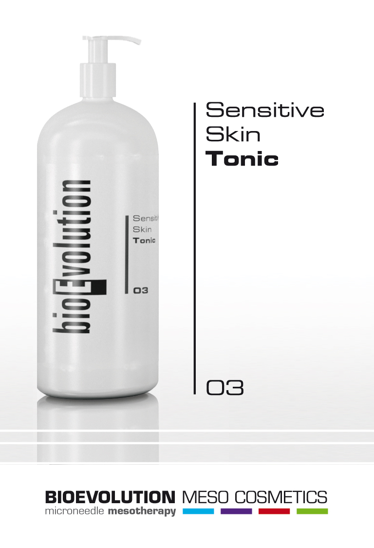 Sensitive Skin Tonic 500 ml