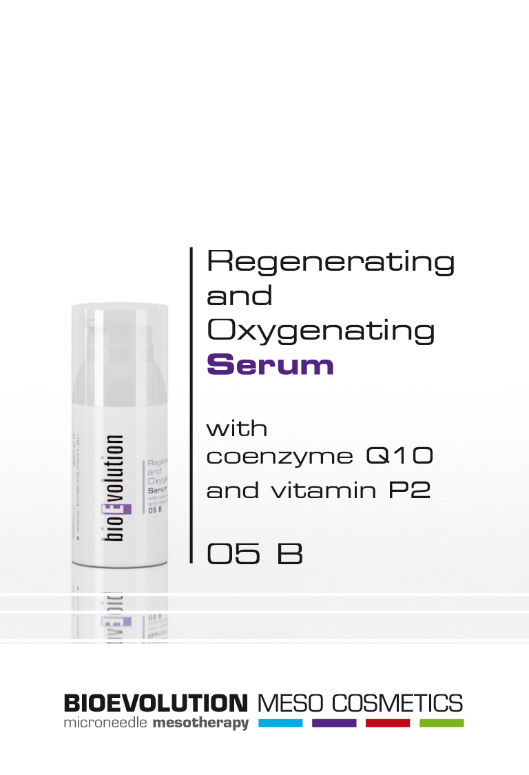 Regenerating and Oxygenating Serum 30 ml