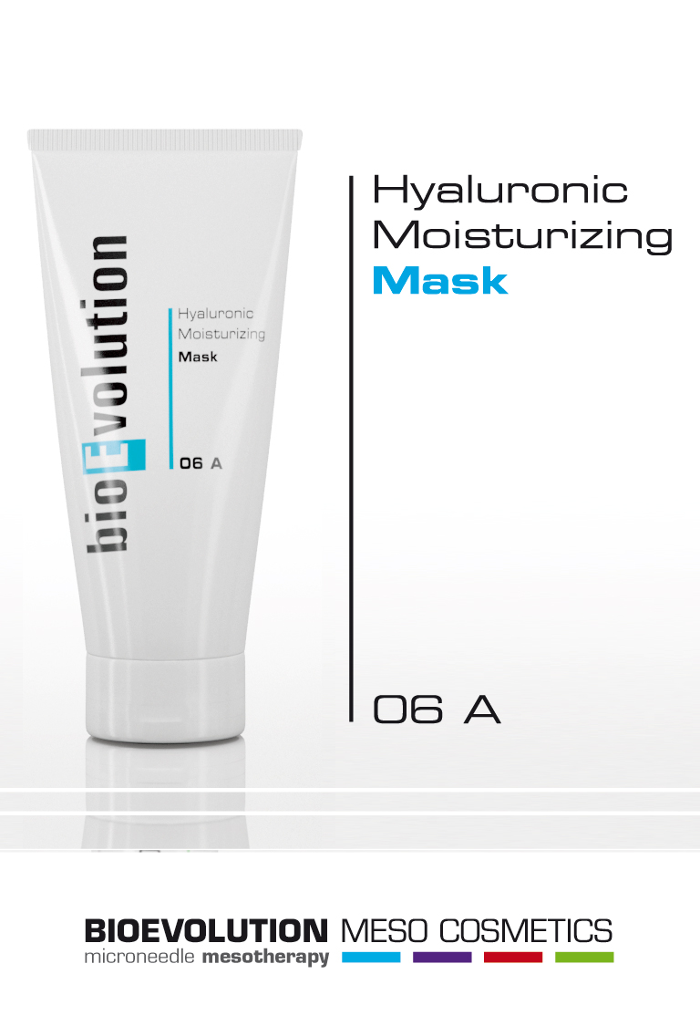 Hyaluronic Moisturizing Mask 200 ml