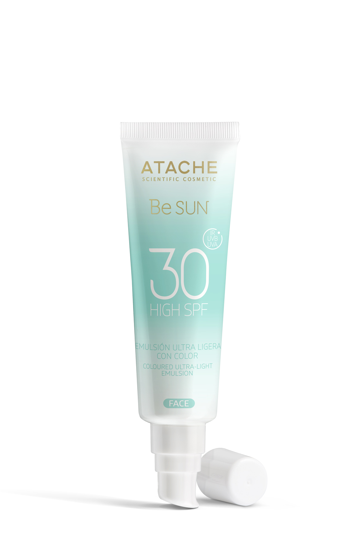 SPF 30 Colored Face ultra light emulsion - AKCE sleva 20%