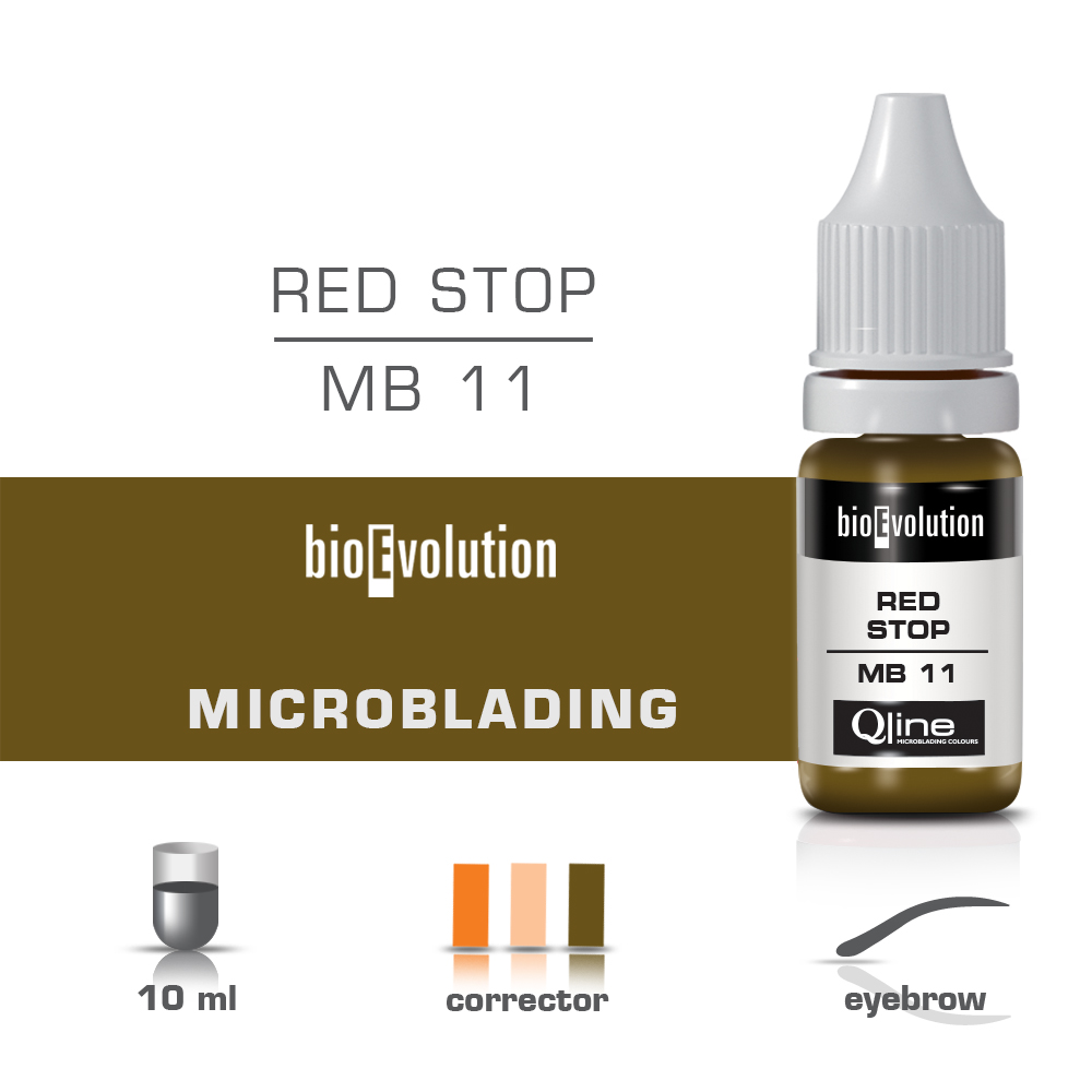 MB11 Red Stop