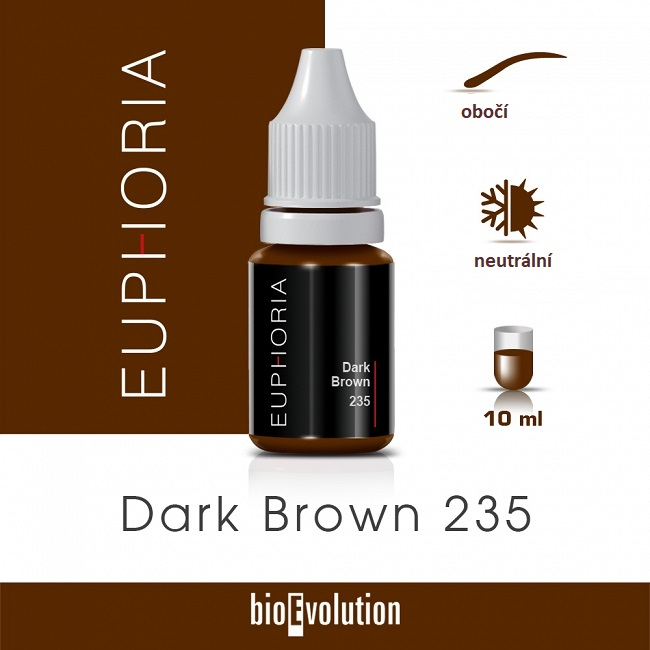DARK BROWN 235