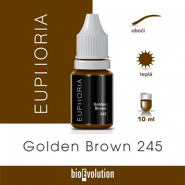 GOLDEN BROWN 245